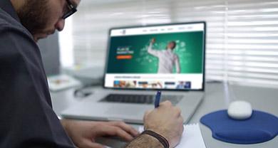 Campus Virtual Romero lanzó su nuevo módulo educativo